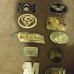 Other - Belt buckles